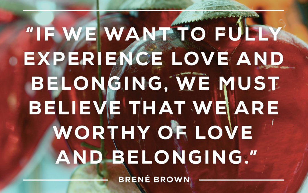 My Journey with Brene´Brown's Daring Way™